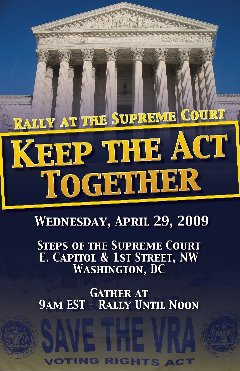 Rally at the Supreme Court Resized