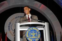 Obama at NAACP's 99th Convention