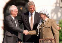 Clinton-Arafat-Rabin