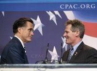 Romney - Brown