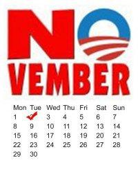 Remember in November