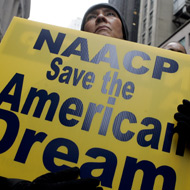 NAACP Save the American Dream