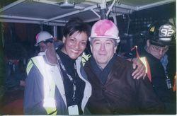 Robert DeNiro - March 2002