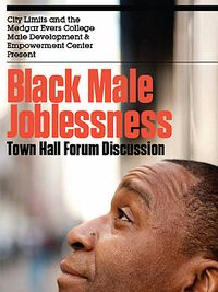 Black Male Joblessness