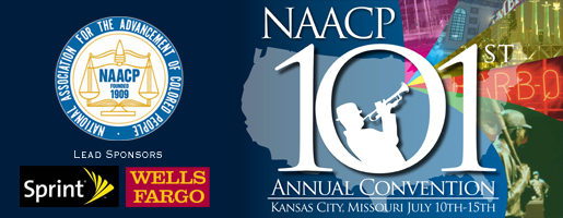 NAACP Convention Banner - 5.1.10