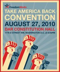Take America Back Convention