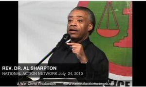 Sharpton Pointing