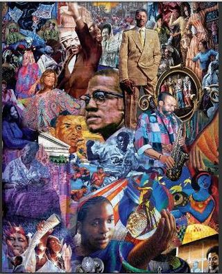 Anderson large cornbread the godfather of graffiti for African american mural
