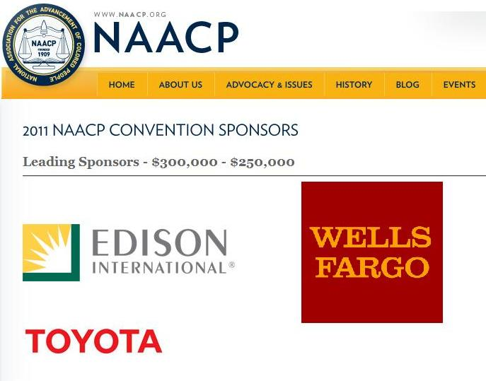 Wells Fargo - NAACP Convention