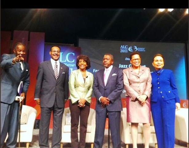 CBCF Town Hall Group Photo - 9.22.11