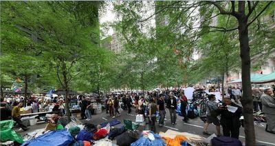Ziccott Park Encampment