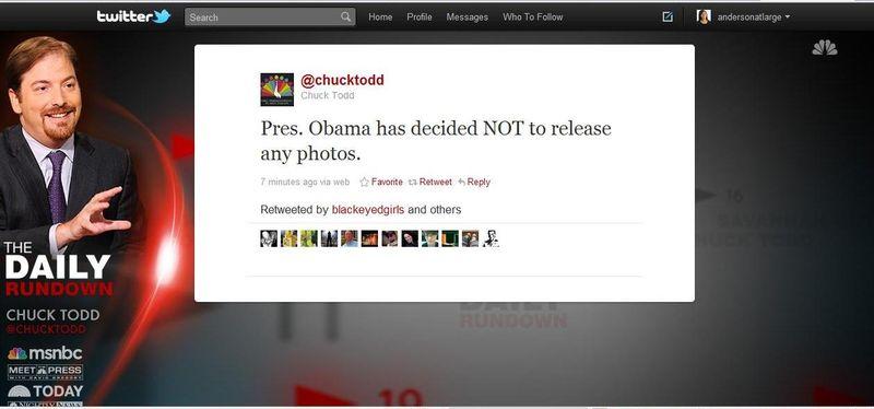 Chuck Todd - 5.4.11