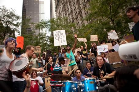 OWS Drum Circle