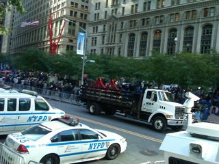 OWS - NYPD - 10.17.11