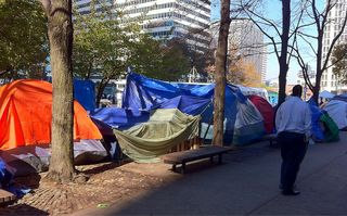 Occupy Philly - 11.2.11