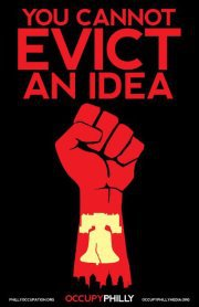 Occupy Philly Logo - Can't Evict an Idea