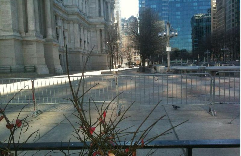 Occupy Philly - Absence - 12.1.11