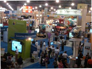 ISTE Exhibit Hall