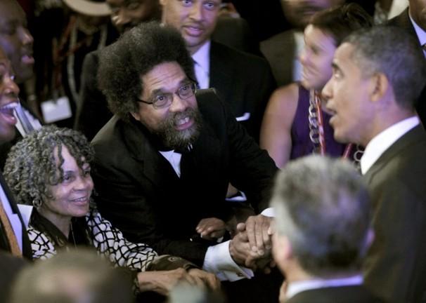Cornel West -Barack Obama