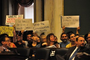 Occupy Philly - City Council Hearing - 10.20.11