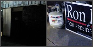Occupy Philly - Warming Shed Collage - 11.6.11