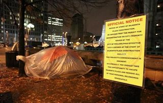 Occupy Philly - Eviction Notice 1.4 - 11.16.11