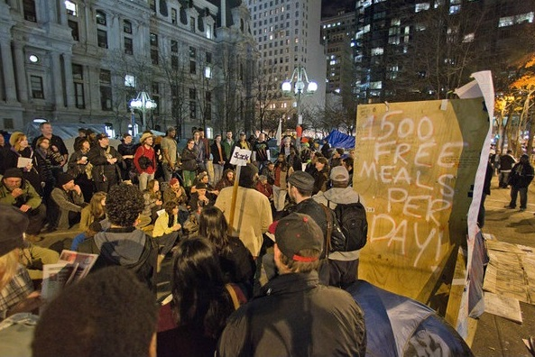 Occupy Philly General Assembly - 11.28.11
