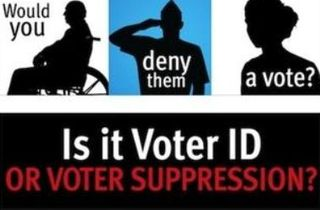 Voter ID or Voter Suppression - AlterNet