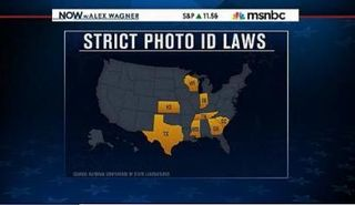Strict Photo ID States