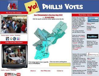 PhillyVotes.info View 2
