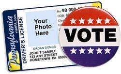 Pennsylvania Voter ID Image