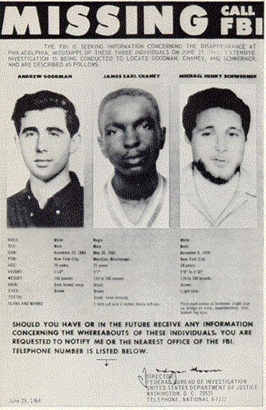 FBI Poster - June 1964