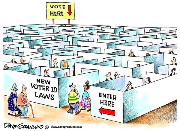 Cartoon Voter I