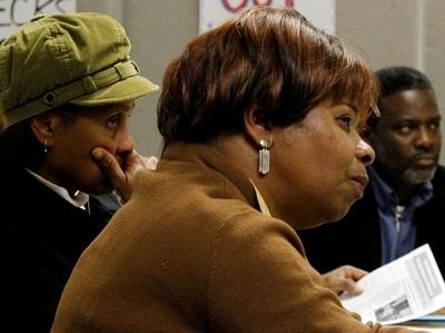 Black Women - December 2011