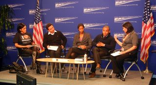 Social Media and Voter ID Panel - 2.14.12