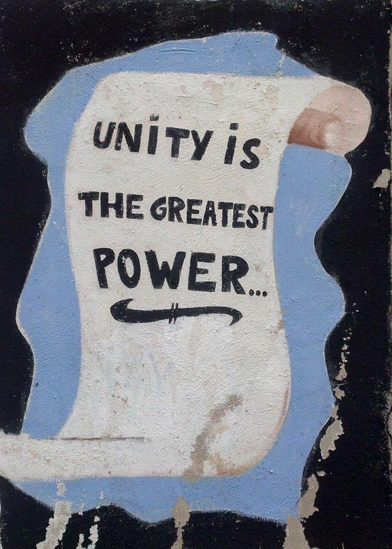 Unity Mural - 8.28.12