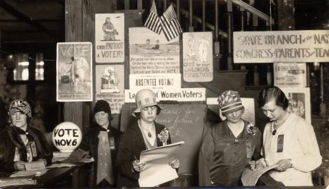 19th Amendment Ratified - 8.27.20