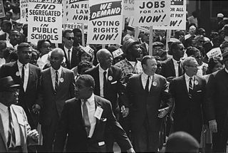 March on Washington - Voting Rights