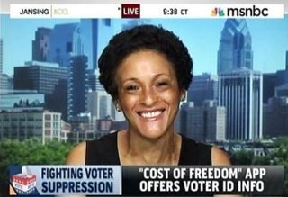 Faye Anderson - MSNBC