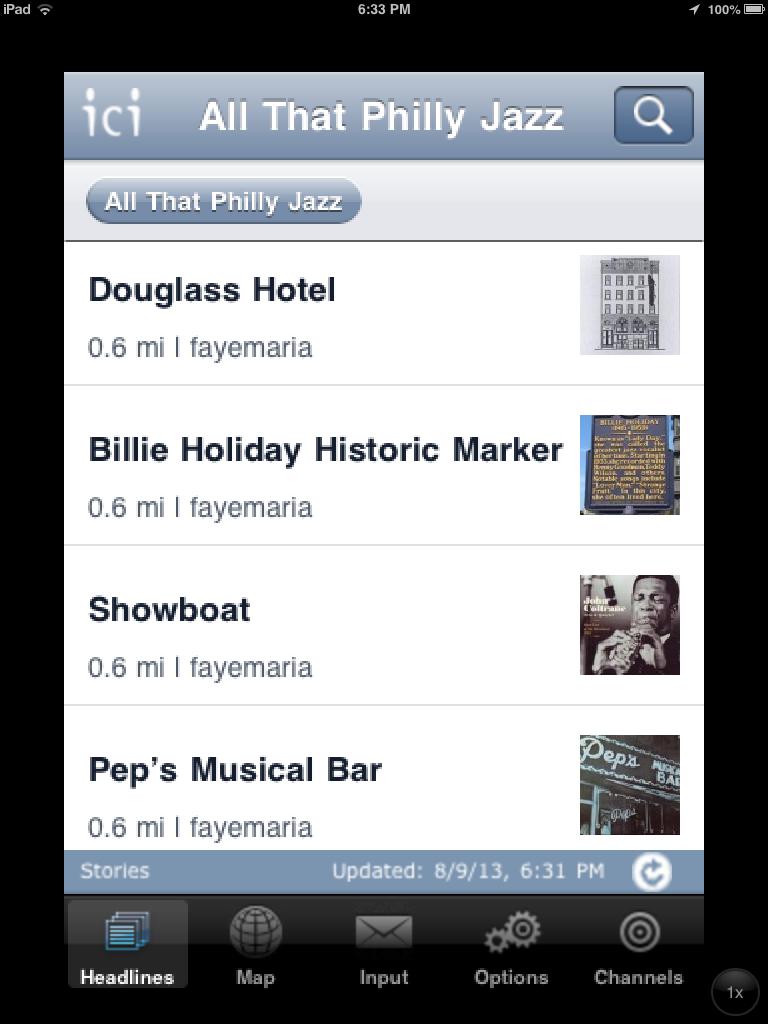 All That Phily Jazz Screenshot - Showboat