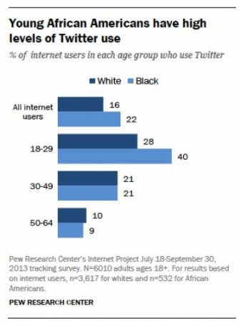 African Americans and Technology Use