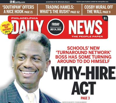 Daily News Turnaround Boss Cover