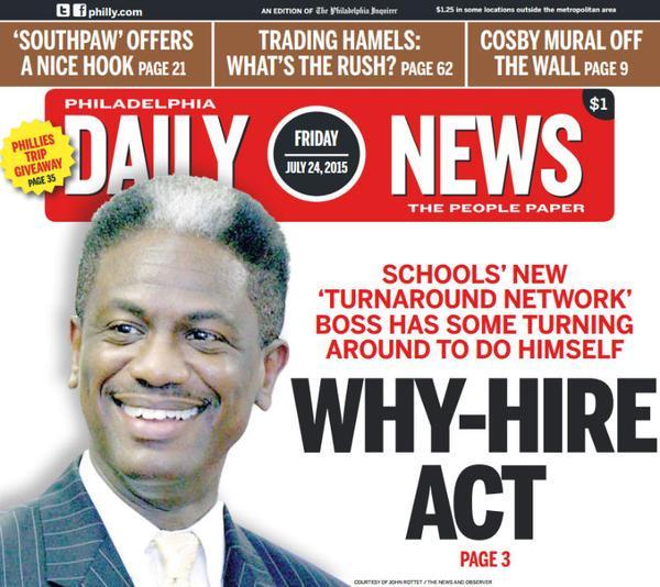 Daily News Turnaround Boss Cover