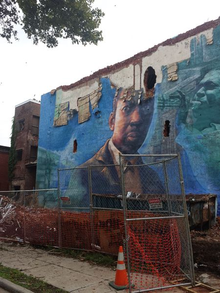 John Coltrane Mural - Resized