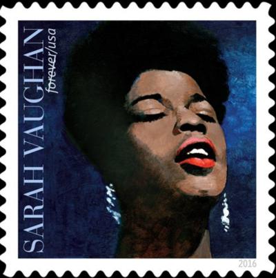 Sarah Vaughn Stamp