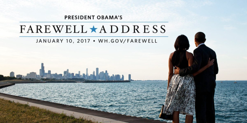 #FarewellAddress