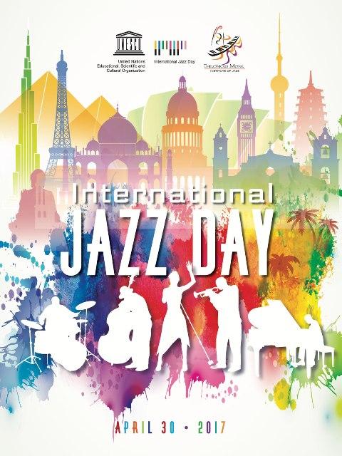 International Jazz Day 2017 - Resized