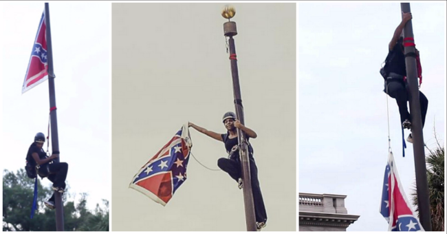 Bree Newsome Collage