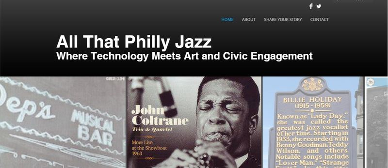 All That Philly Jazz - Pep's - John Coltrane - Billie Holiday