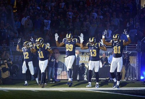 St Louis Rams Players 1.0